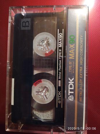 Kaseta magnetofonowa TDK MA-X90 Metal
