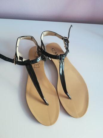 Sandałki japonki 37