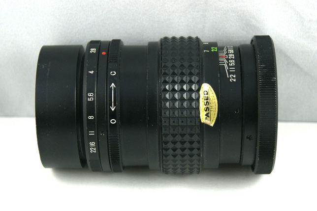 Obiektyw Kenlock 135 mm Canon FD