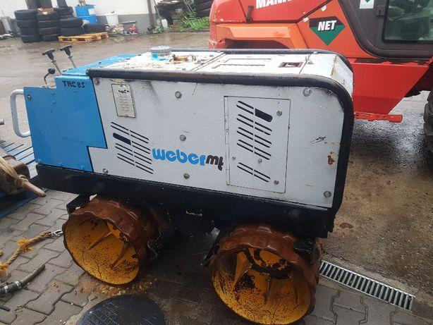 Каток грунтовой виброкаток Weber TRC-85 1.5 тон BOMAG HAMM