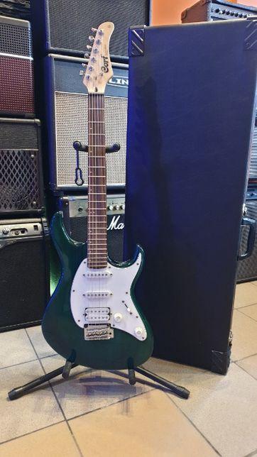Cort G210 - gitara elektryczna (CASE Gratis!) Okazja!