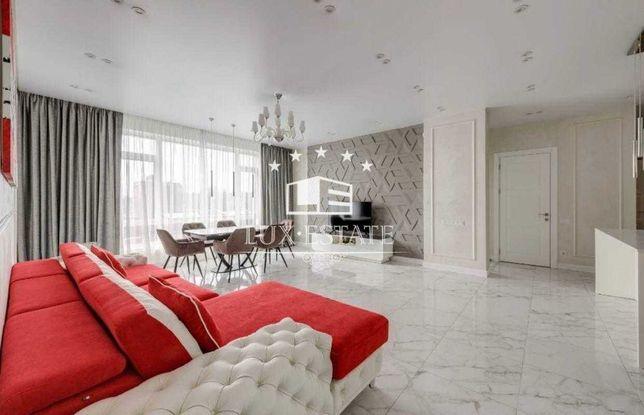 Аренда новой 4-х комнатной квартиры в ЖК Парк Холл Горький!