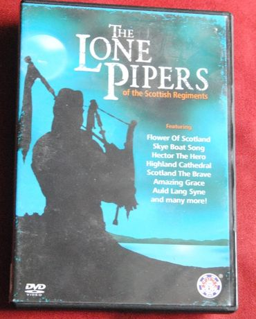 The Lone Pipers of the Scottish Regiments/DVD