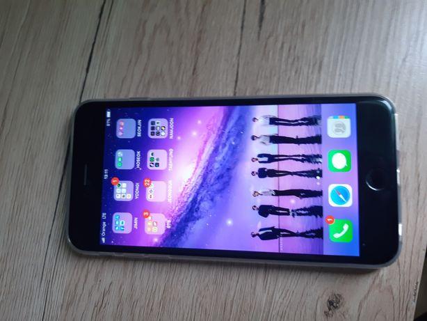 Iphone 6 plus + etui