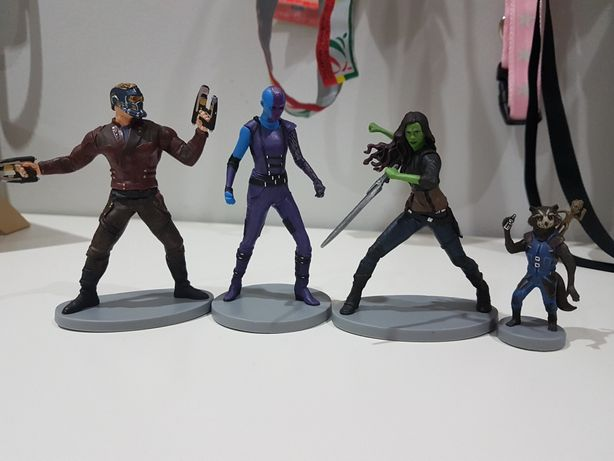 Figuras da Marvel escala 1:43