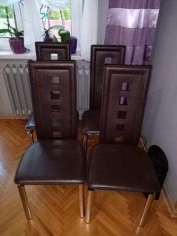 Krzesła stan bardzo dobry