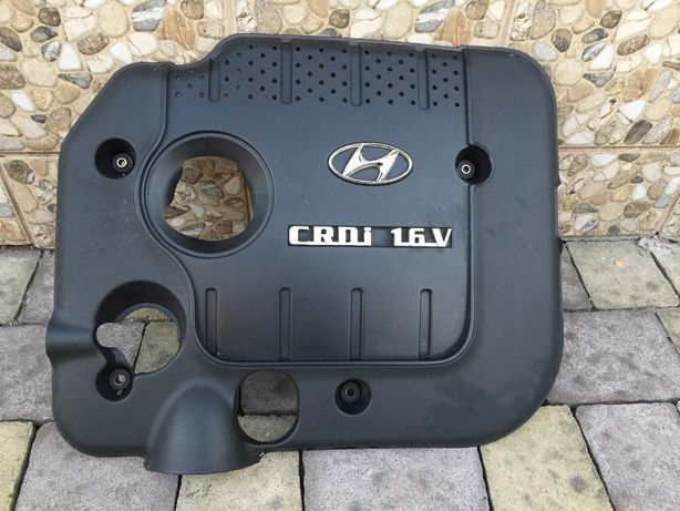 Крышка кришка накладка декоративная двигателя мотора Hyundai KIA