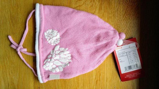 czapka Reima albula rozmiar 48