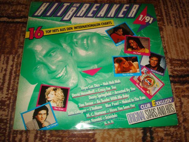 Płyty winylowe składanka Hits Breaker 91