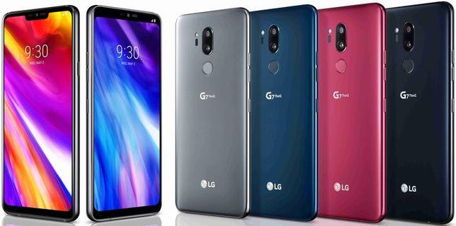 LG G6, G7, G8x, V20, V30, V35, V40, V50, V50s (Нові в плівках)