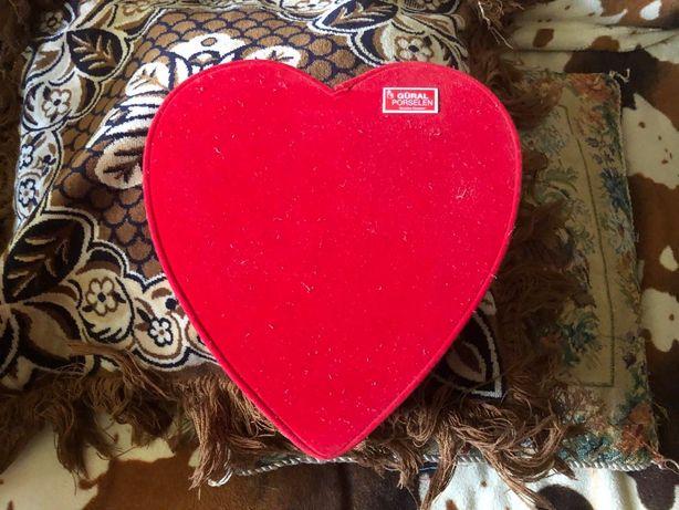 """Продам подарочную упаковку """"Любимое Сердце"""" (Гюрал Порселен, Турция)"""