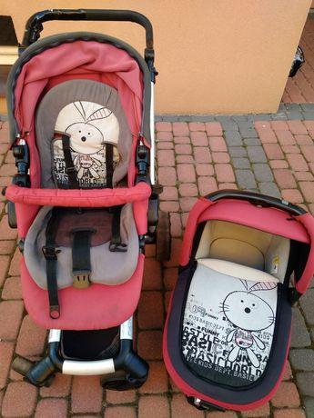 Wózek Jane 2w1 spacerówka i gondola