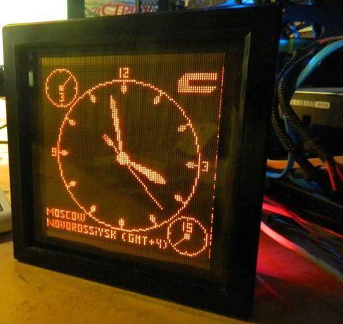 Лампа ГИП-10000, ИГПП-100/100 ,индикатор для ламповых ретро часов.