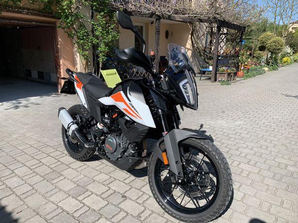KTM 390 Adventure 2020 - GW, Assistance, 1800km REZERWACJA