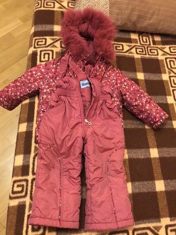 Зимний костюм, комплект Donilo