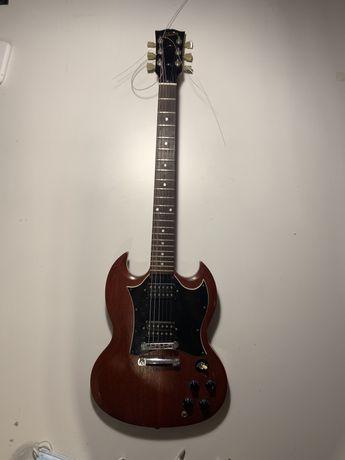 Gibson SG WC Cherry