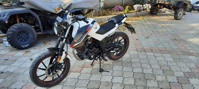 Мотоцикл Spark SP200R28