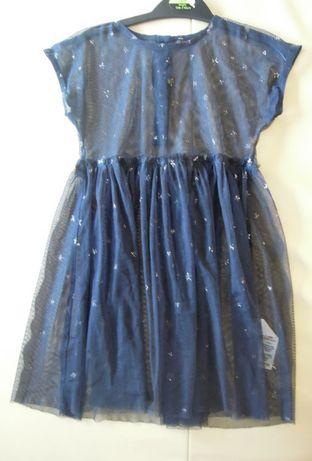 Sukienka 92-98cm George narzutka