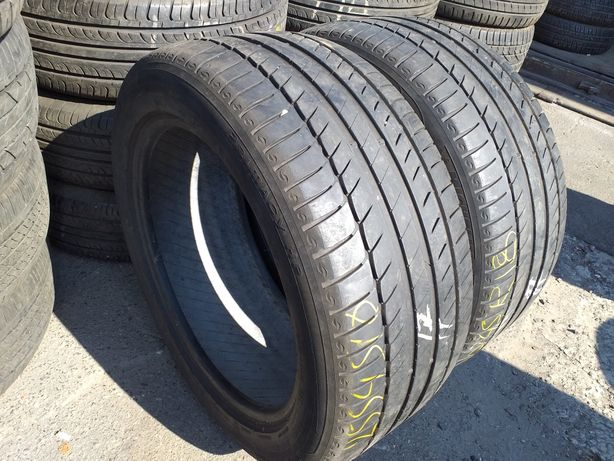 Пара 255/45 18 Michelin PrimacyHP.17г.5+мм.6мм.