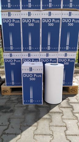 folia do sianokiszonki DUO PLUS 500mm, wysyłka, przy palecie 1 gratis