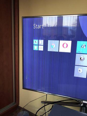 Telewizor Samsung (uszkodzony)