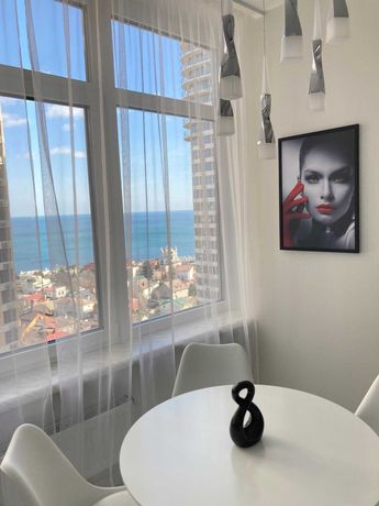 Аркадия квартира с видом на море