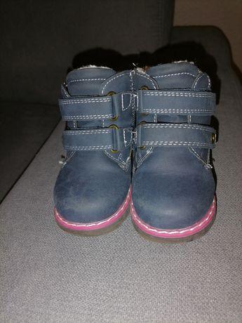 Buty dziewczynki