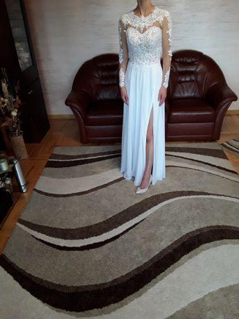 Super okazja!!! Nowa cena. Śliczna suknia ślubna Aftodyta . Gratisy