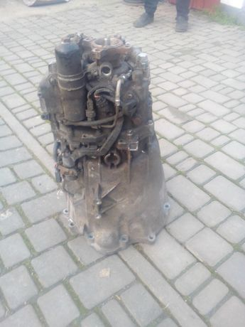 Коробка передач крафтер