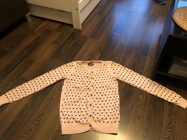 Sweterek rozpinany reserved rozM