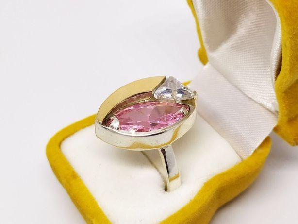 Красивый серебряный набор, серебро, кольцо, серьги, срібло, прикраси