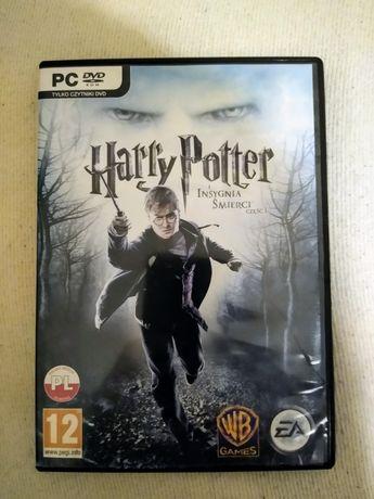 Harry Potter i Insygnia Śmierci Część 1 PC