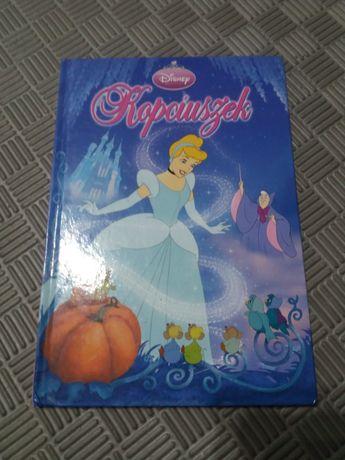 "Książka ,,Kopciuszek"" Disney"
