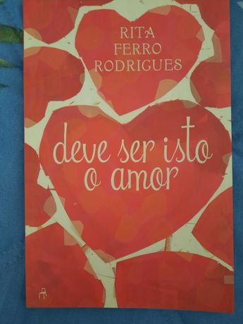 Livro  Deve ser isto o amor
