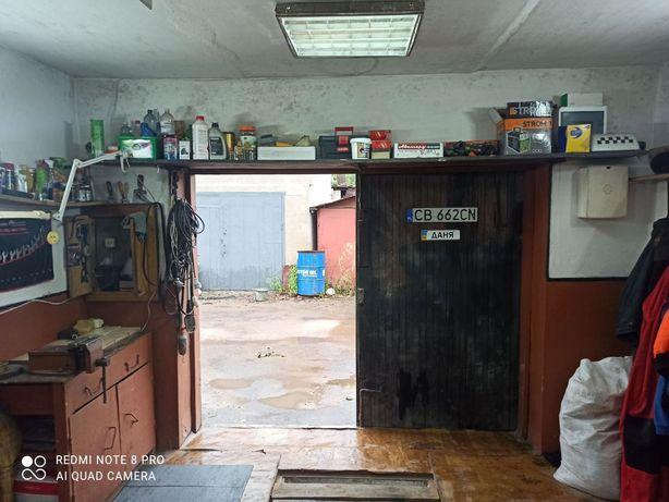 Продаж цегляного гаража