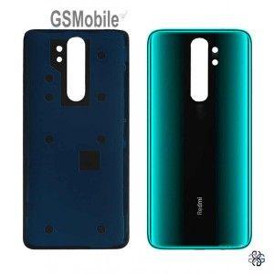 Tampa Traseira Xiaomi Redmi Note 8 Pro Verde Branco Preto Azul Roxa
