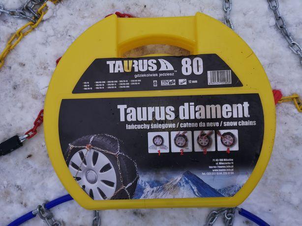 Łańcuchy śniegowe / przeciwśnieżne / Taurus Diament
