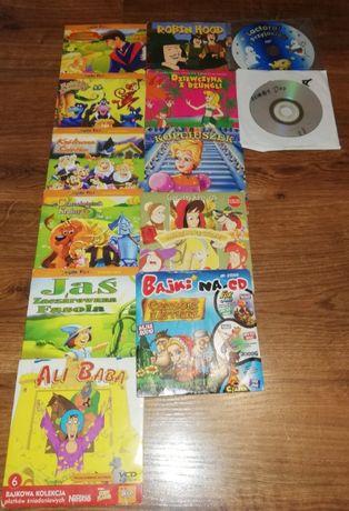 Bajki CD dla dzieci