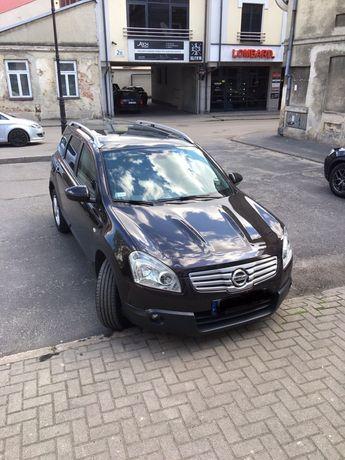 Nissan Qashqai + 2