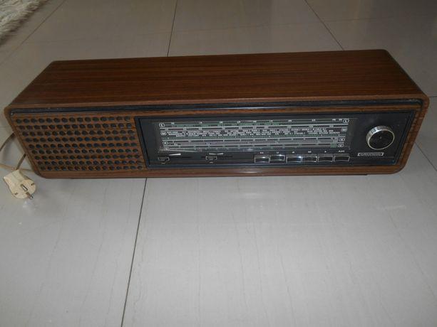 radio Grundig, kultowe radio