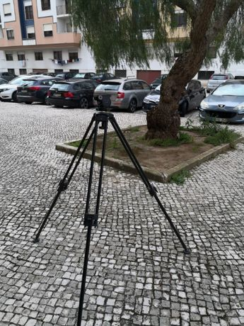 Tripé para camera de video Profissional