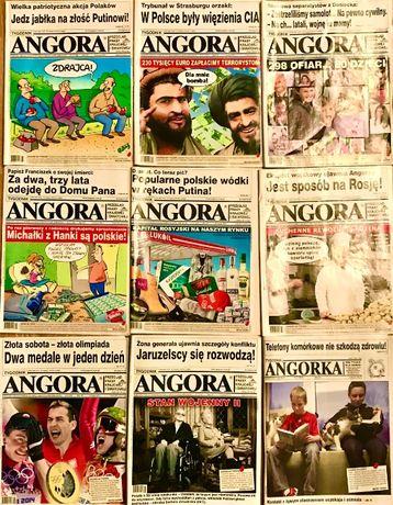 Tygodnik Angora / roczniki angory 2009 do 2020 | Czasopisma nr 1-53