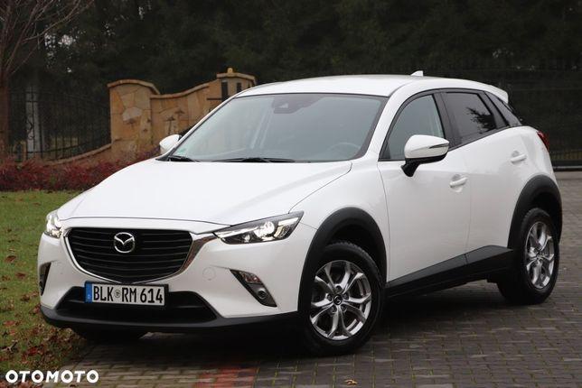 Mazda Cx-3 2.0benz Bog. Opcja Piekna Jak Nowa Serwis Europa