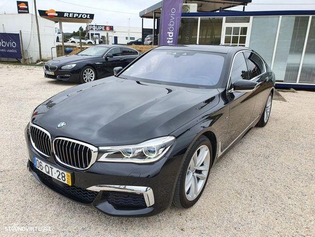 BMW 730 d Pack M