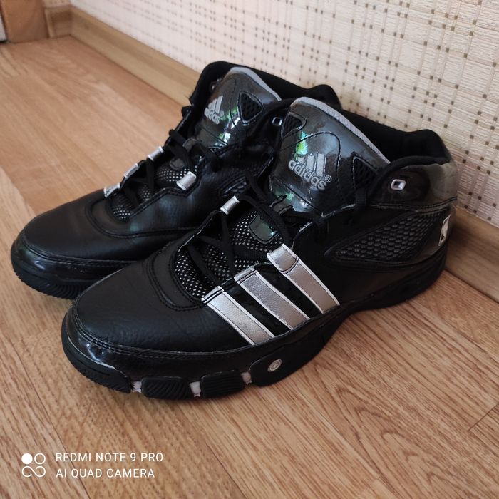 Кроссовки Adidas NBA баскетбольні 43р/27,5см Полтава - изображение 1