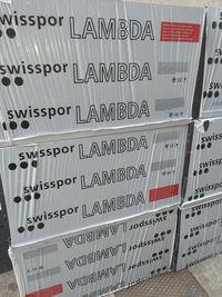 Styropian grafit podłoga Swisspor