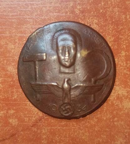 Odznaka Niemiecka 1 MAI 1934