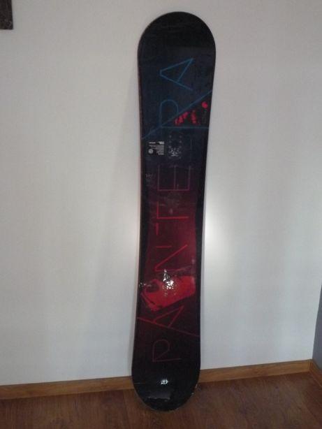 NITRO PANTERA 163 cm Deska snowboardowa