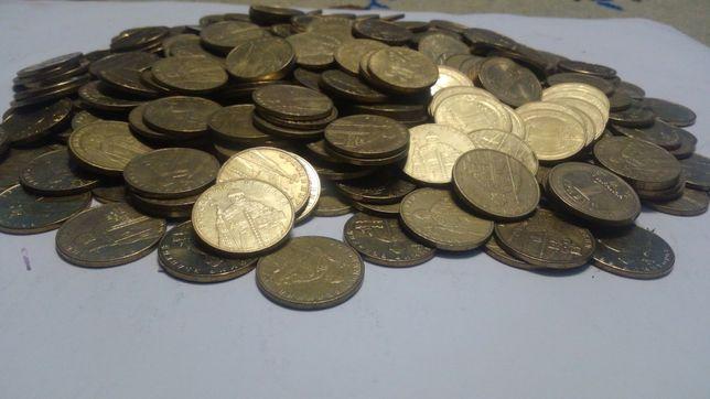 Монети України - 1 гривня Володимир Великий 2004 2005 2006