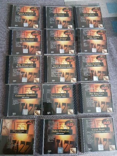 Kolekcja Jazzu Ediciones Del Prado CD